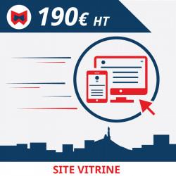 -25% sur la création de votre site vitrine