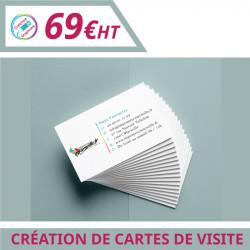 Imprimeur Marseille : Carte de visites recto/verso