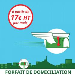 6 mois de Domiciliation Marseille 1er - Domiciliation Marseille 1er - Domiciliation d'entreprise